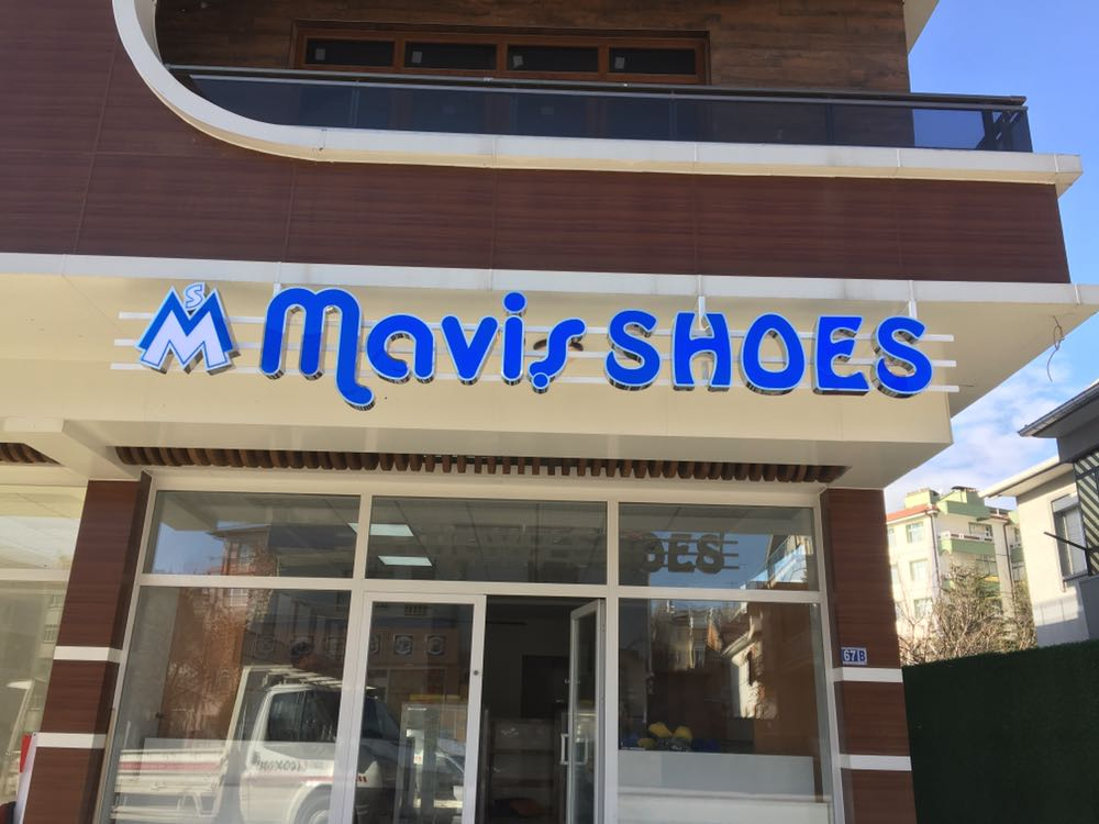 MAVİŞ SHOES