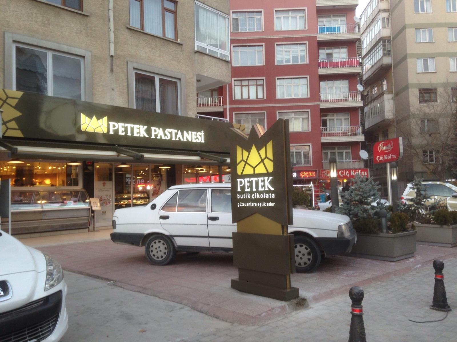 PETEK PASTANESİ