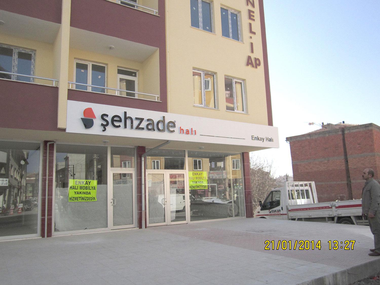 ŞEHZADE HALI