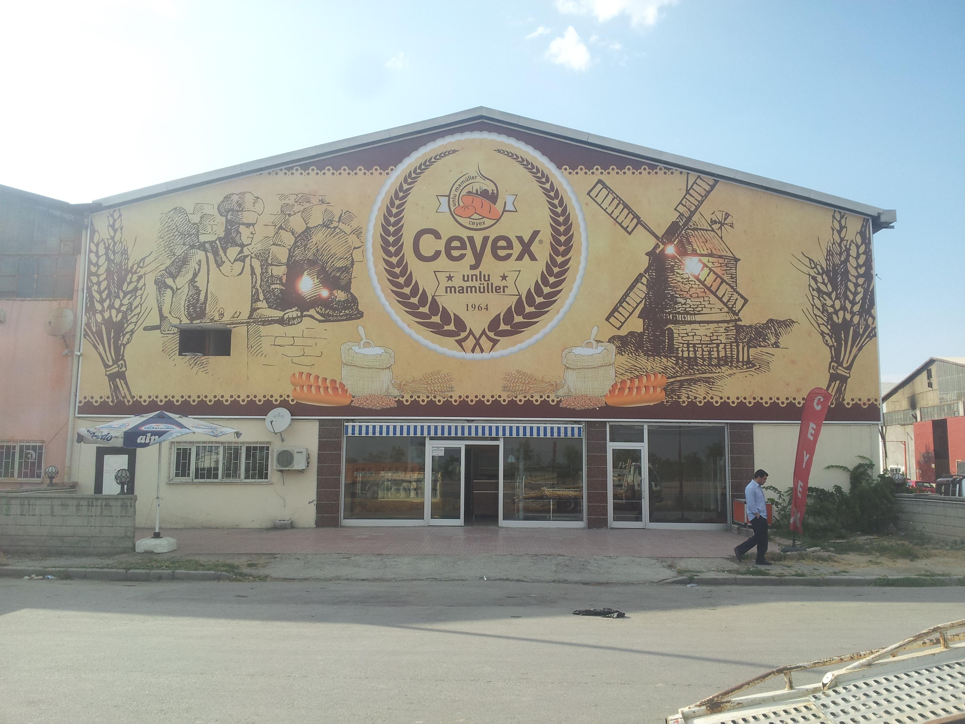 CEYEX UNLU MAMÜLLERİ