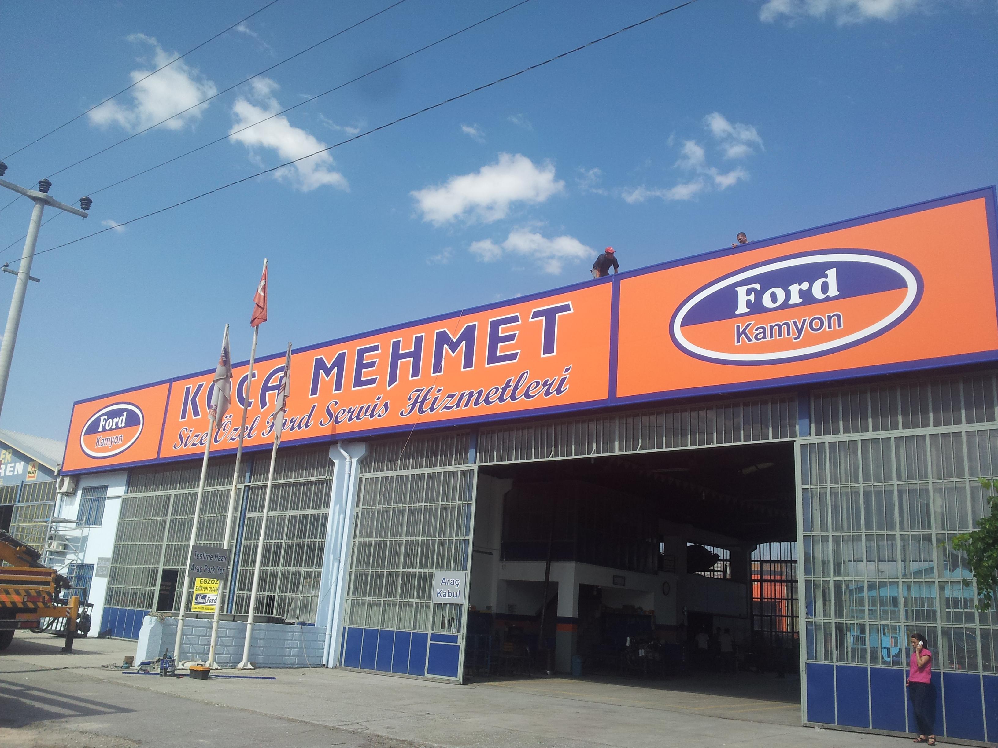 KOCA MEHMET FORD SERVİSİ