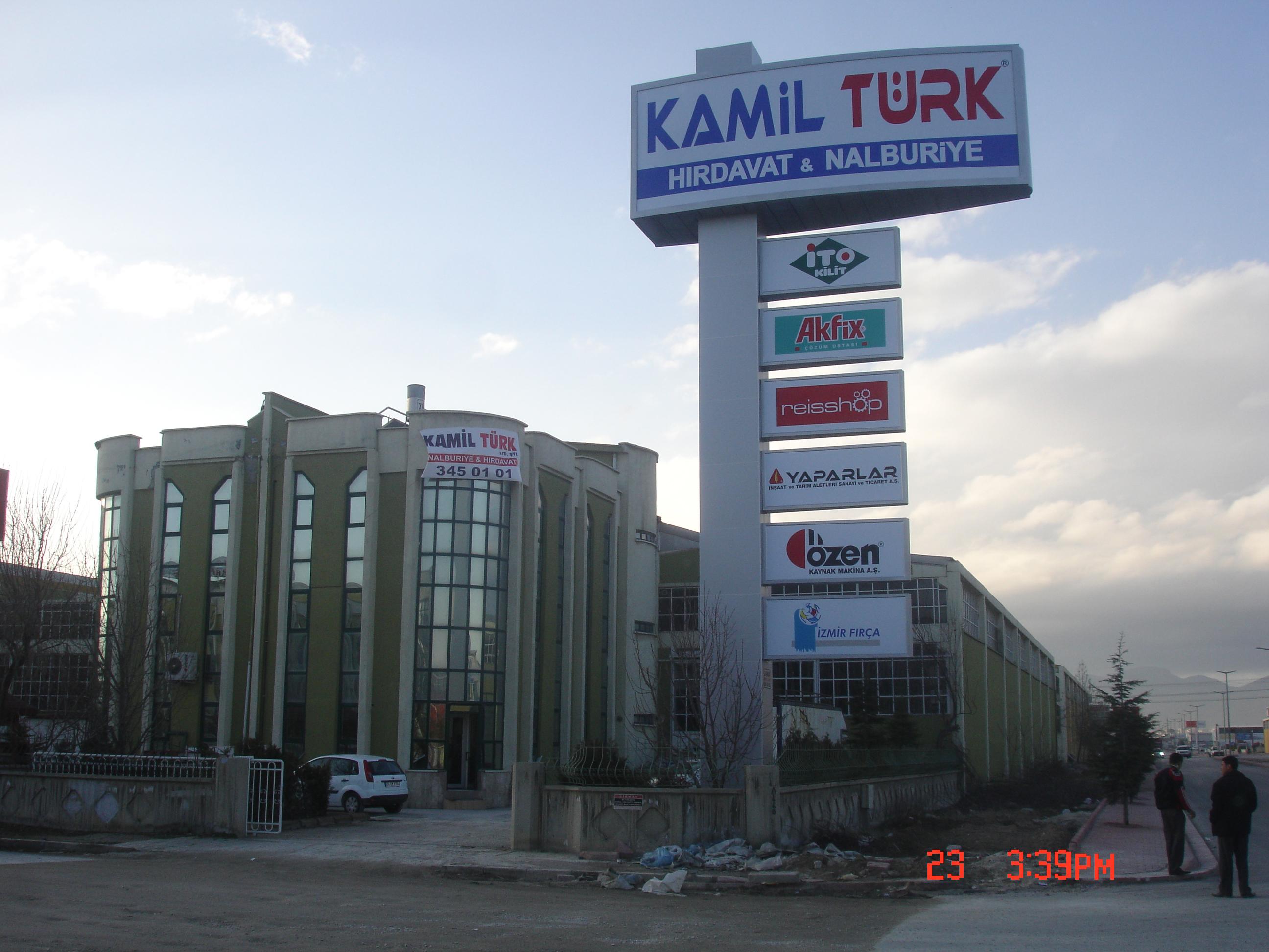 KAMİL TÜRK HIRDAVAT