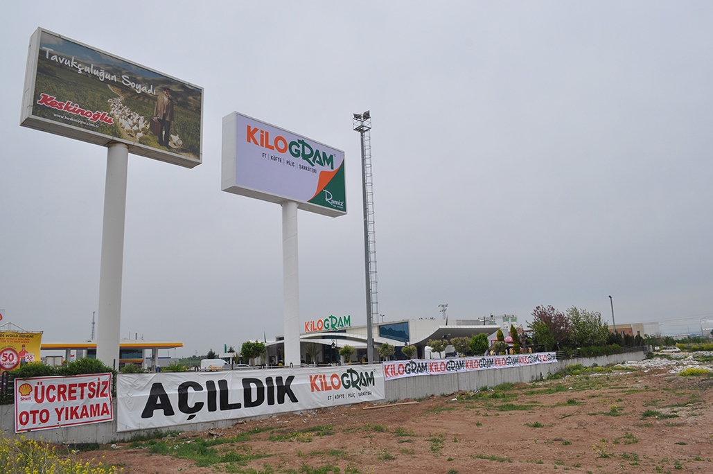 KİLOGRAM - KÖFTECİ RAMİZ