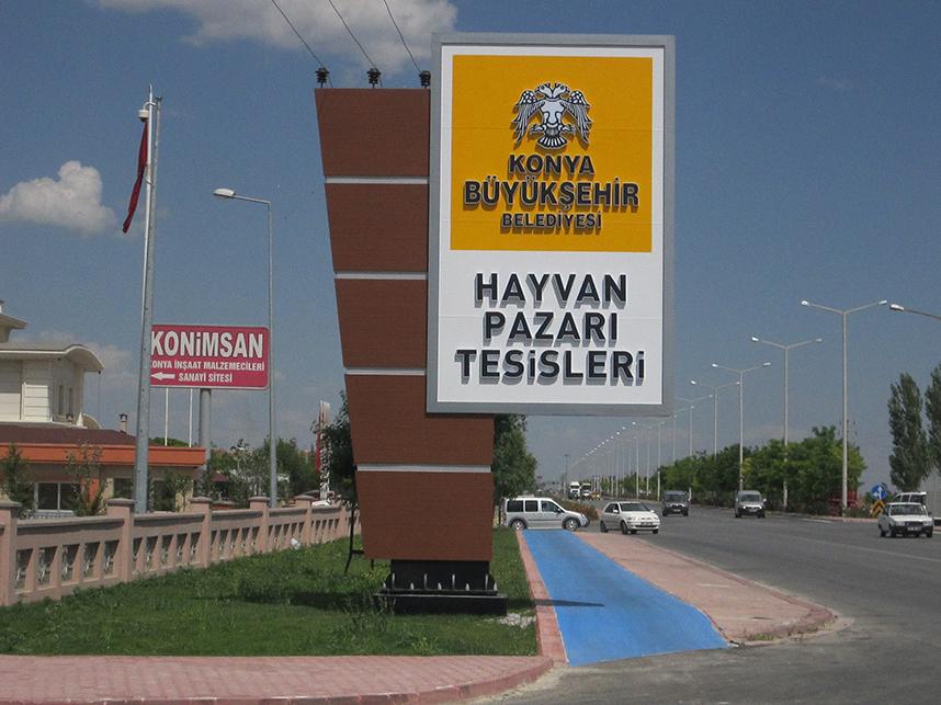 HAYVAN PAZARI TESİSLERİ