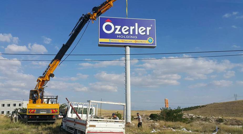 ÖZERLER HOLDİNG