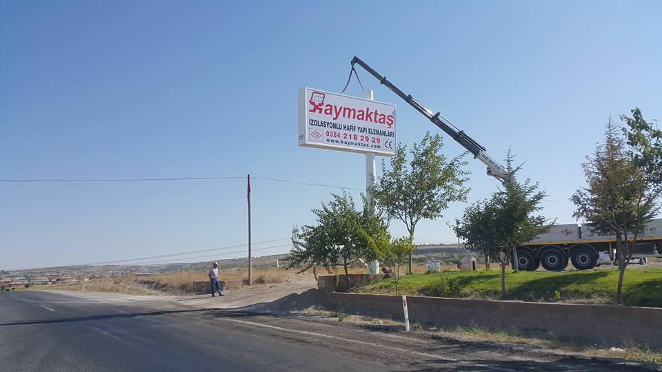 KAYMAKTAŞ HAFİF YAPI ELEMANLARI