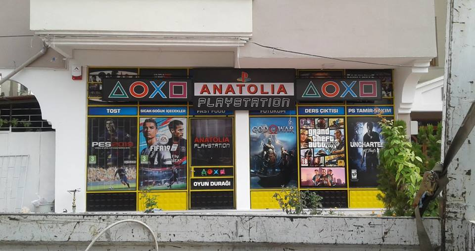 ANATOLIA Playstation