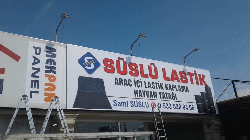 SÜSLÜ LASTİK
